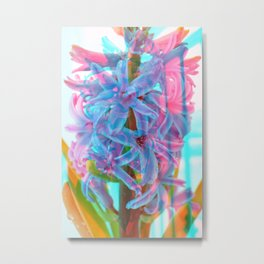 Abstract flower I Metal Print
