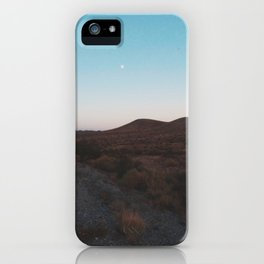 A Journey Across The States iPhone Case
