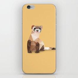 Ferret. iPhone Skin