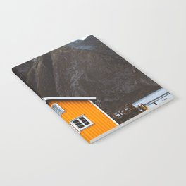 Yellow Cabin Notebook