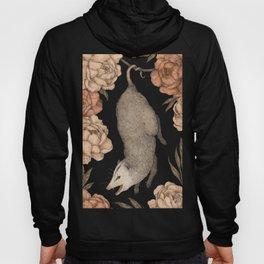 The Opossum and Peonies Hoody