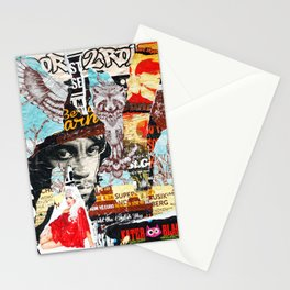Born To Roll Stationery Cards
