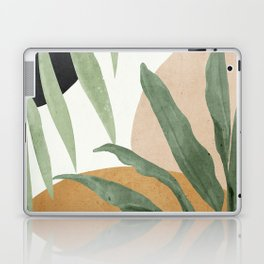 Abstract Art Tropical Leaves 4 Laptop & iPad Skin