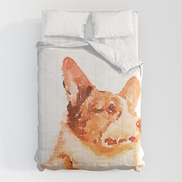 Corgi 1 Comforters