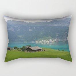 Switzerland Dreams Rectangular Pillow