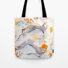 marmalade mountains Tote Bag