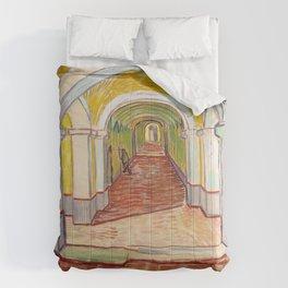 Corridor in the Asylum Comforters
