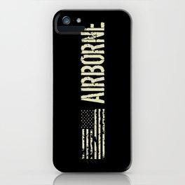 Black Flag: Airborne iPhone Case