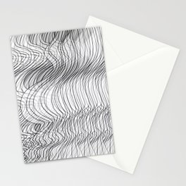 Multiplied Parallel Lines No.: 02. Stationery Cards