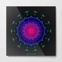 High frequency Metal Print