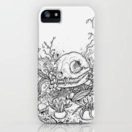 Dead Garden iPhone Case