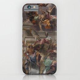 Sant'Ignazio Church 2, Rome iPhone Case