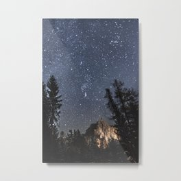 Orion | Nature and Landscape Photography Metal Print