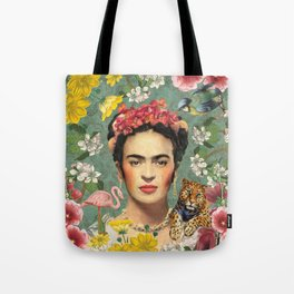 Frida Kahlo X Tote Bag