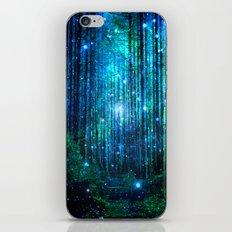 magical path iPhone Skin