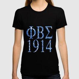 Sigma 1914 Stripey Design T-shirt