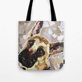 Carson- The German Shepherd Tote Bag