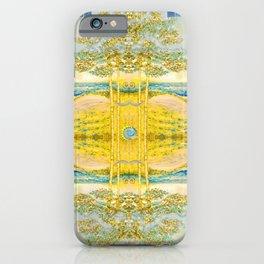 Sacred Reflection iPhone Case