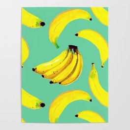Banana Poster