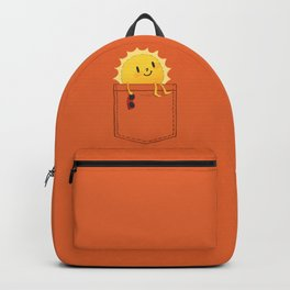 Pocketful of sunshine Backpack