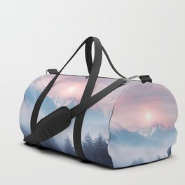 Pastel vibes 11 Duffle Bag