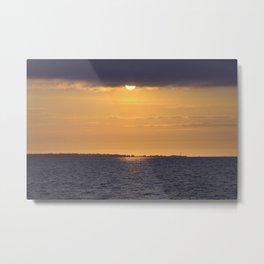 Place under the Sun Metal Print