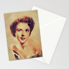 Mala Powers, Vintage Actress Stationery Cards