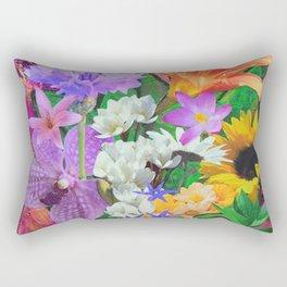 Color Riot Rectangular Pillow