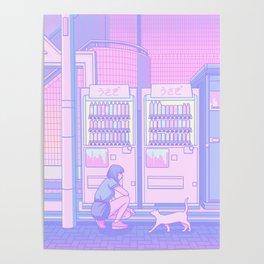 Vending Machines Poster