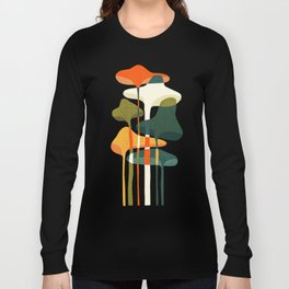 Little mushroom Long Sleeve T-shirt