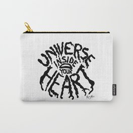 Universe Inside Your Heart Carry-All Pouch