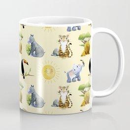 Africa Pattern Collection 1 Coffee Mug