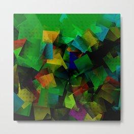 Colorandblack series 606 Metal Print