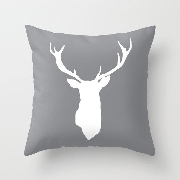 Deer Antlers Deko-Kissen