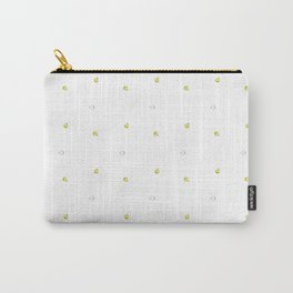 Quince Pattern Carry-All Pouch