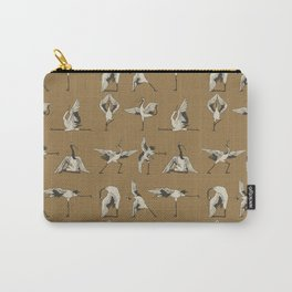 Crane Yoga Carry-All Pouch