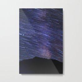 Interstellar Nightscape Metal Print