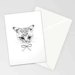 ribbon2 Stationery Cards