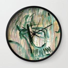 Wito's Lament Wall Clock