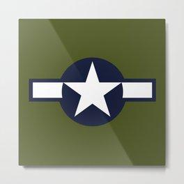 U.S. Army Air Force Metal Print