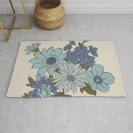 Dorchester Flower 1 Rug