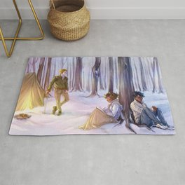 Forest of Dean Rug