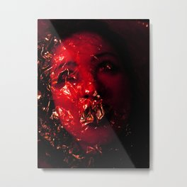 Angst Metal Print