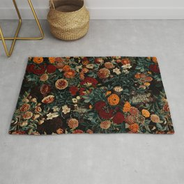 EXOTIC GARDEN - NIGHT XXI Rug