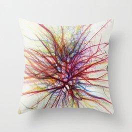 Breakthrough Throw Pillow