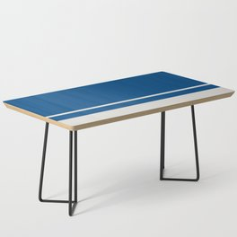Blue Is The Coolest Color Coffee Table
