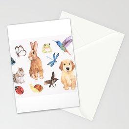 The Ohana Garden series - b -  Stationery Cards