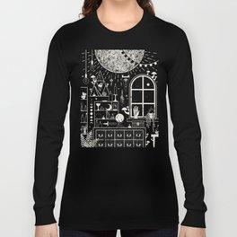 Moon Altar Langarmshirt