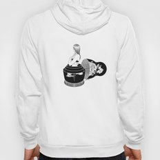 Nobody Knows The Real Me Hoody