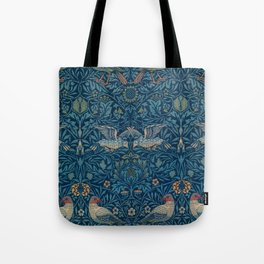 "William Morris ""Birds"" 1. Tote Bag"